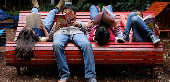 Americký deník Jany Ciglerové: Jak Američané naučili svoje děti číst knížky
