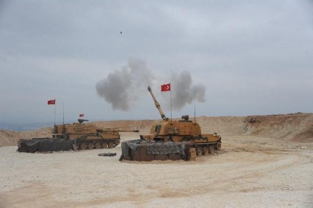 Výsledek obrázku pro Turecko invaze Syrie