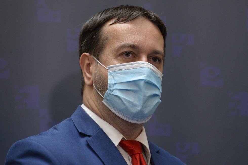 Epidemiolog Rastislav Maďar. Foto:ČTK