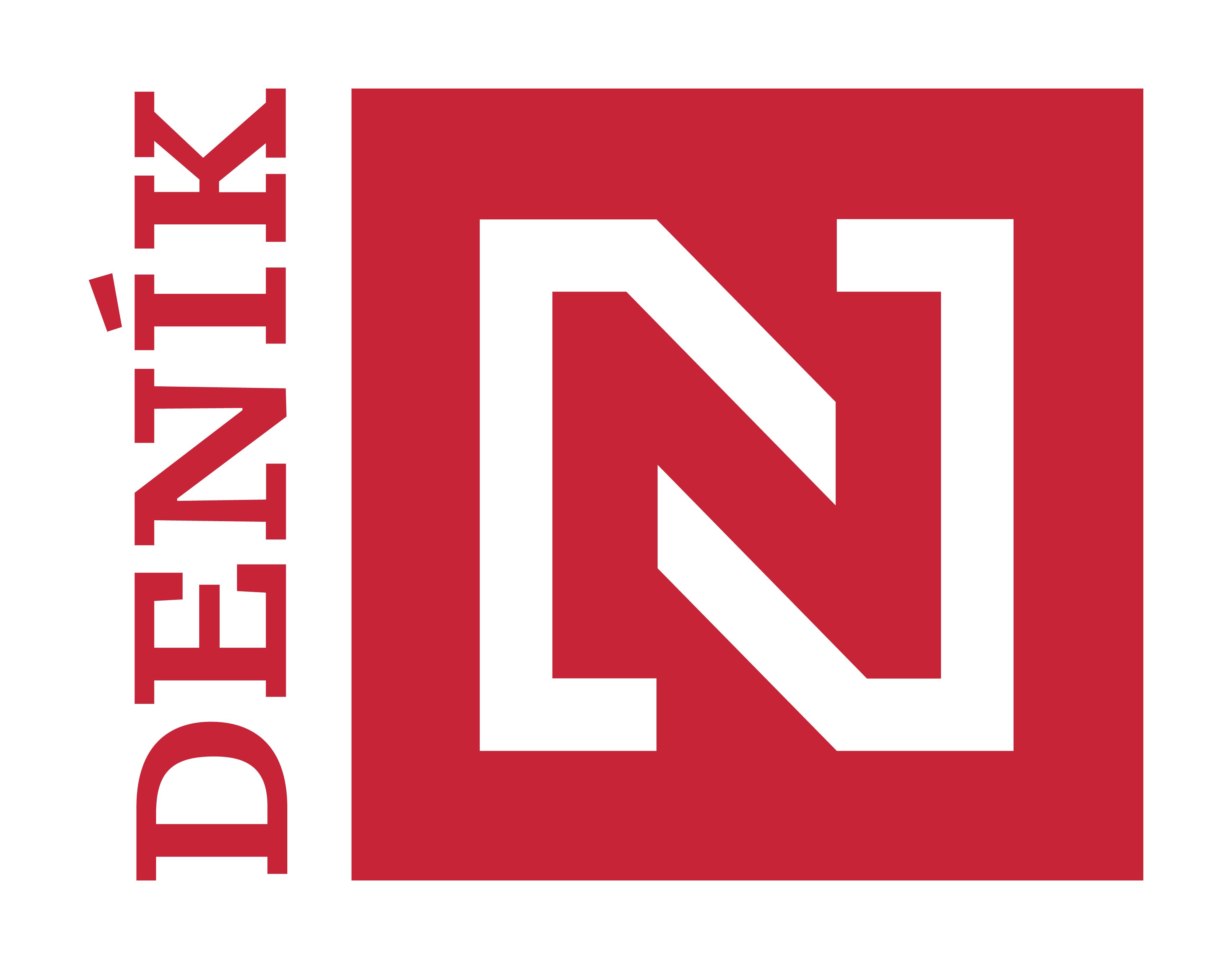 Denik N logo