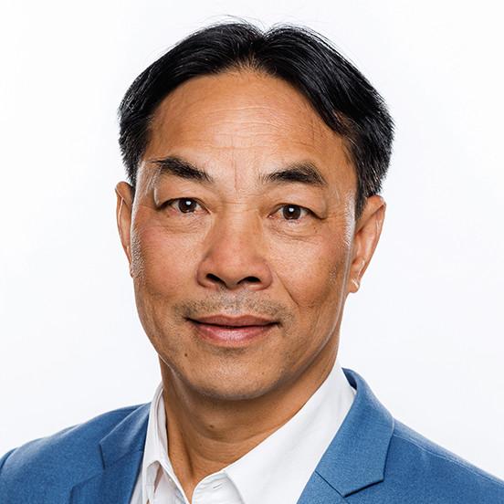 Tan Trinh, předseda Vietnamského spolku Moravskoslezského kraje a Ostravy
