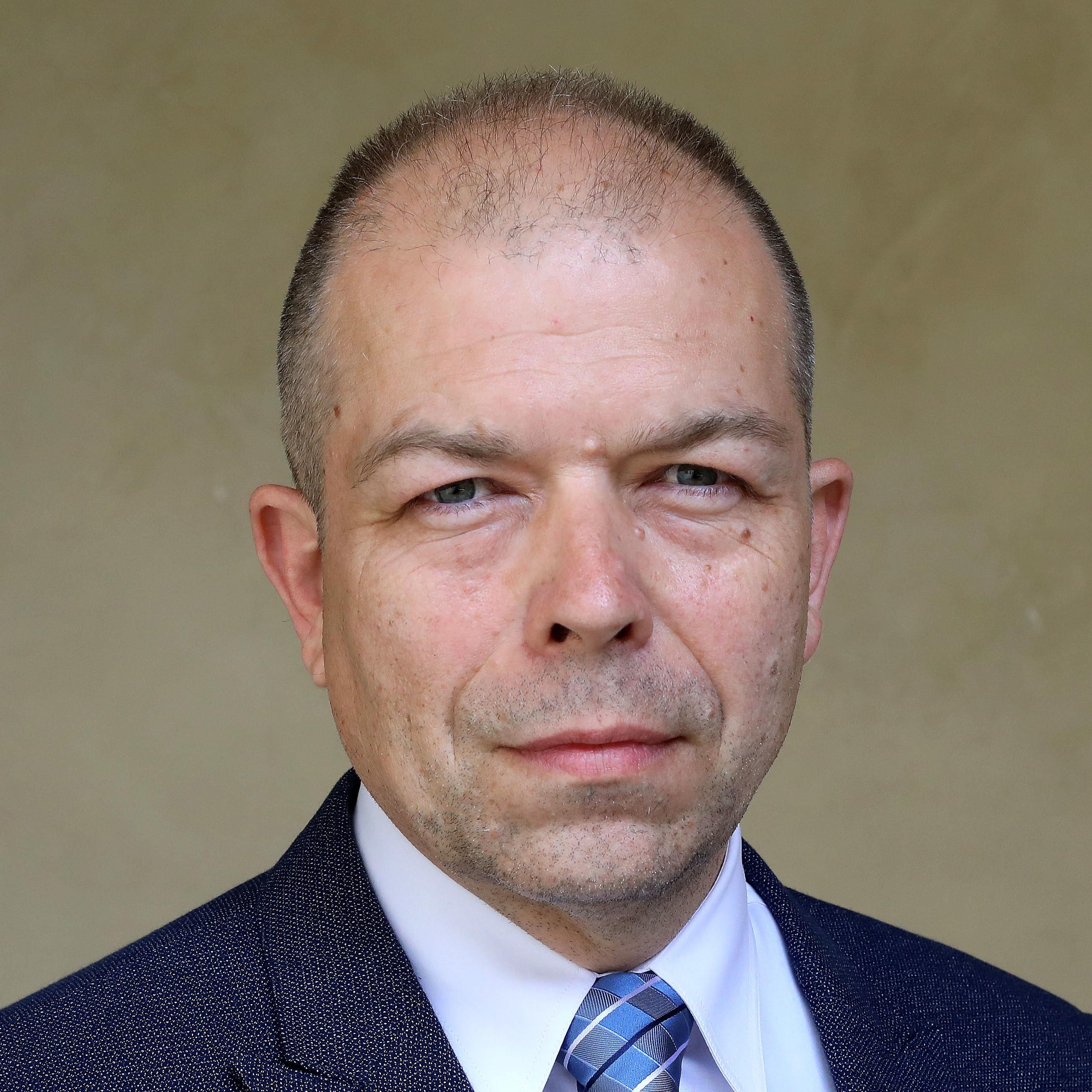 Eduard Stehlík, ředitel Památníku Lidice