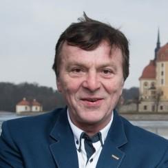 Pavel Trávníček, herec, moderátor, režisér