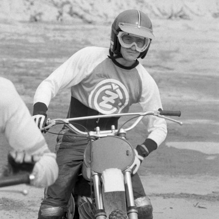 Jaroslav Falta, bývalý motokrosový závodník