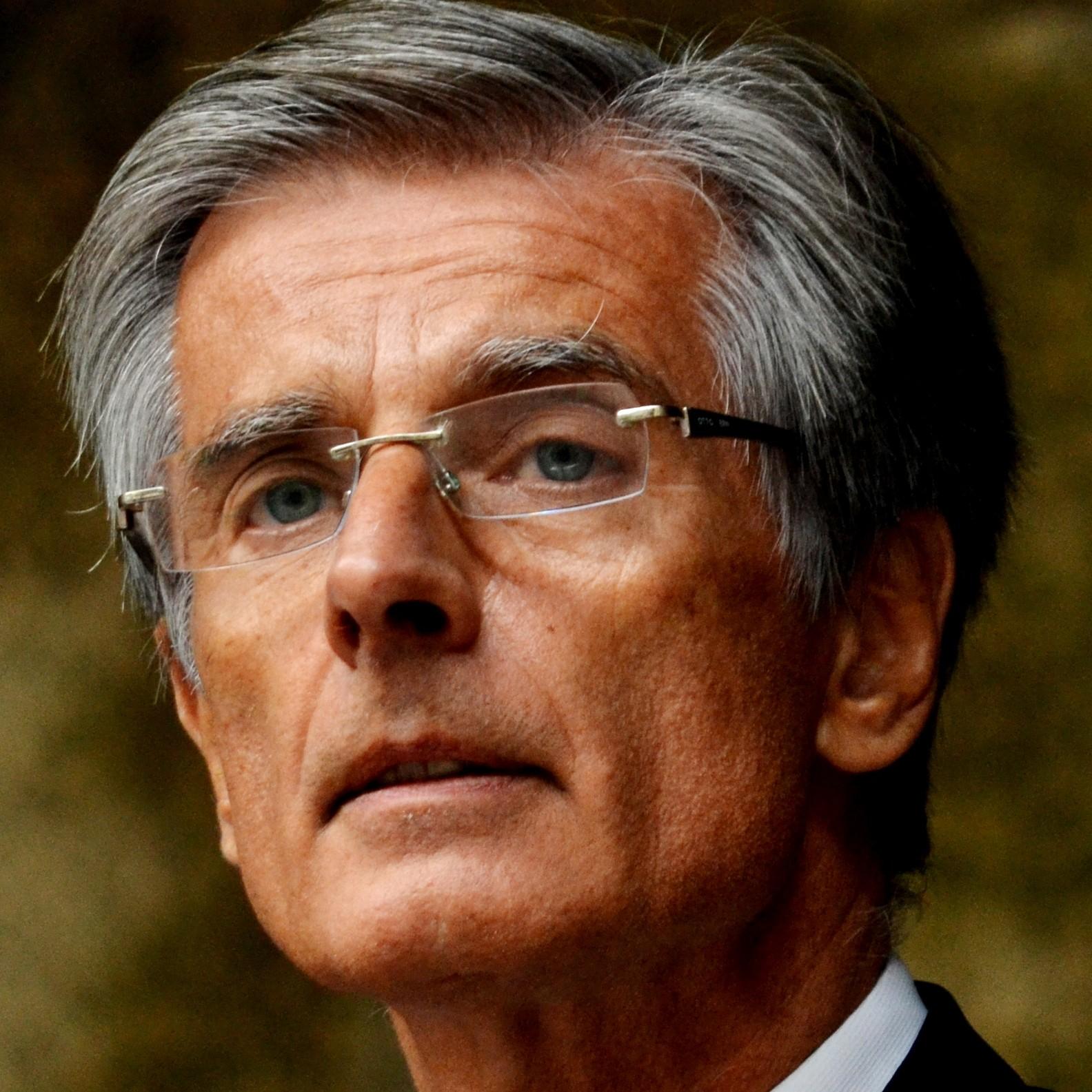 Peter Weiss, bývalý mimořádný a zplnomocněný velvyslanec Slovenské republiky v ČR