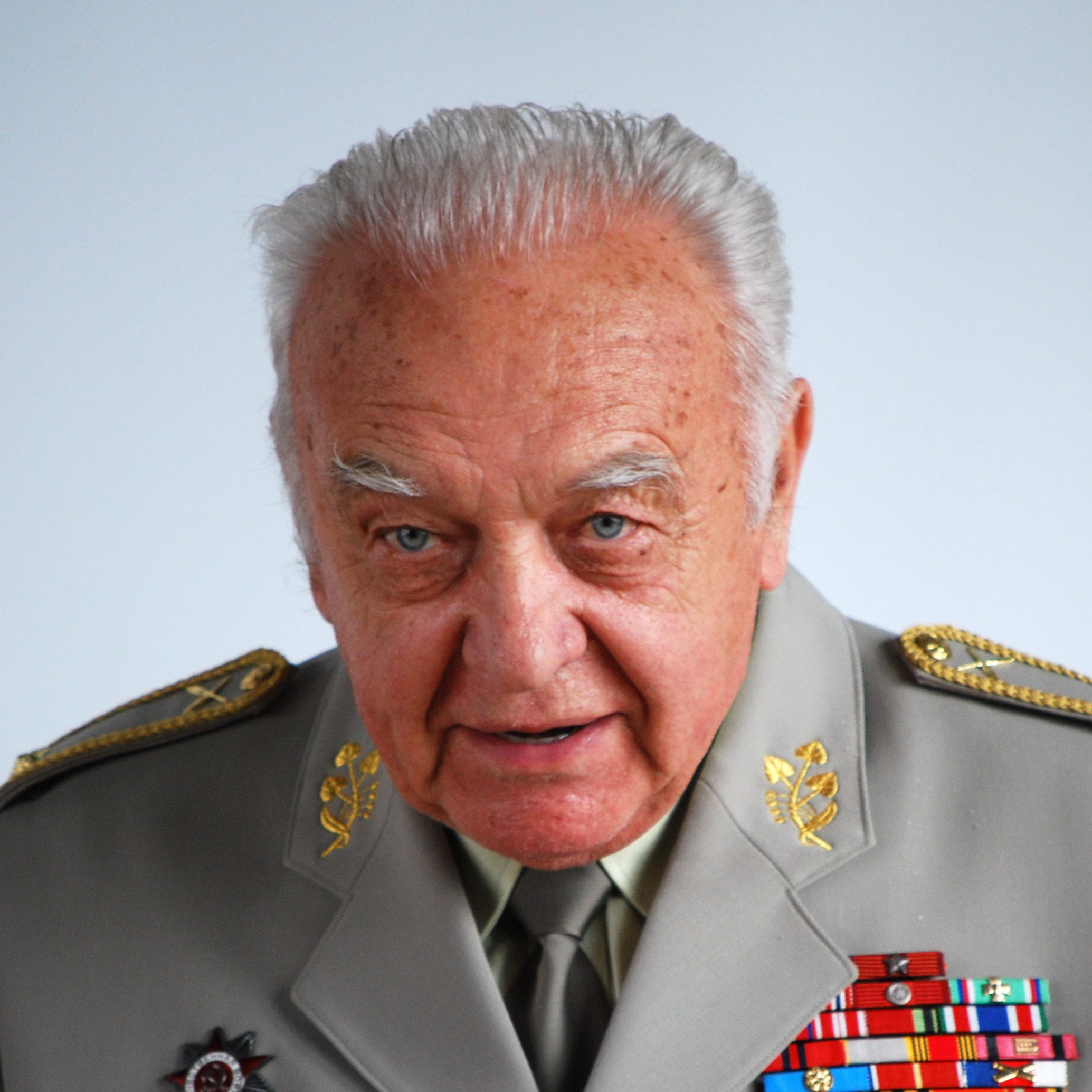 Miloslav Masopust, válečný veterán
