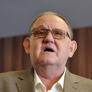 Petr Nováček, historik, novinář a politický komentátor