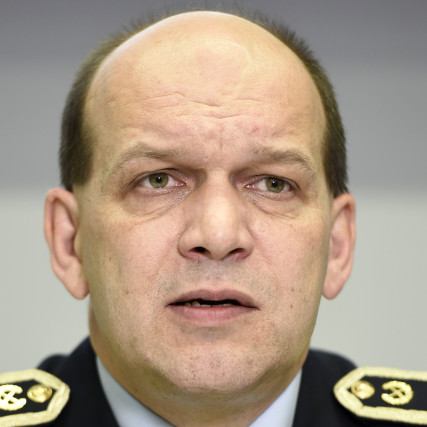 Martin Vondrášek, náměstek policejního prezidenta