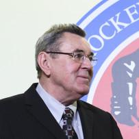 Václav Nedomanský, bývalý hokejový útočník a trenér