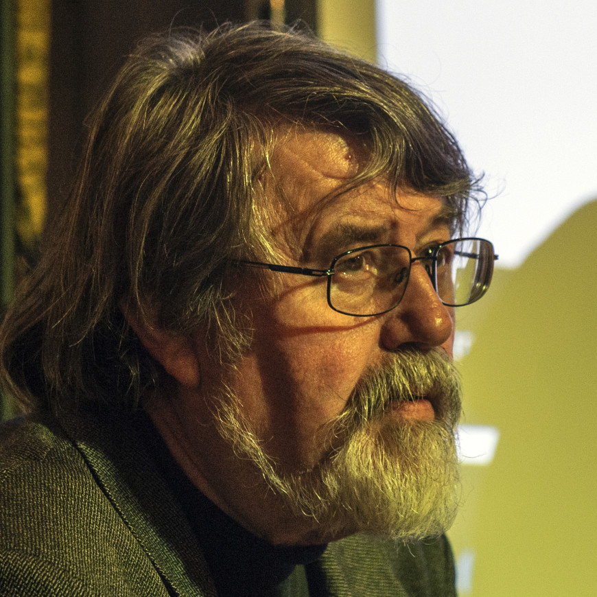 Petr Čornej, historik, pedagog, autor