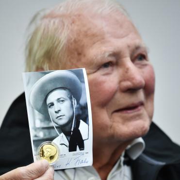 Karel Fiala in memoriam, filmový herec, pěvec