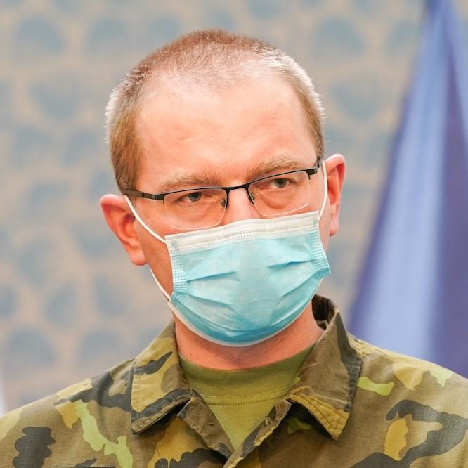 Petr Šnajdárek, systémový architekt chytré karantény
