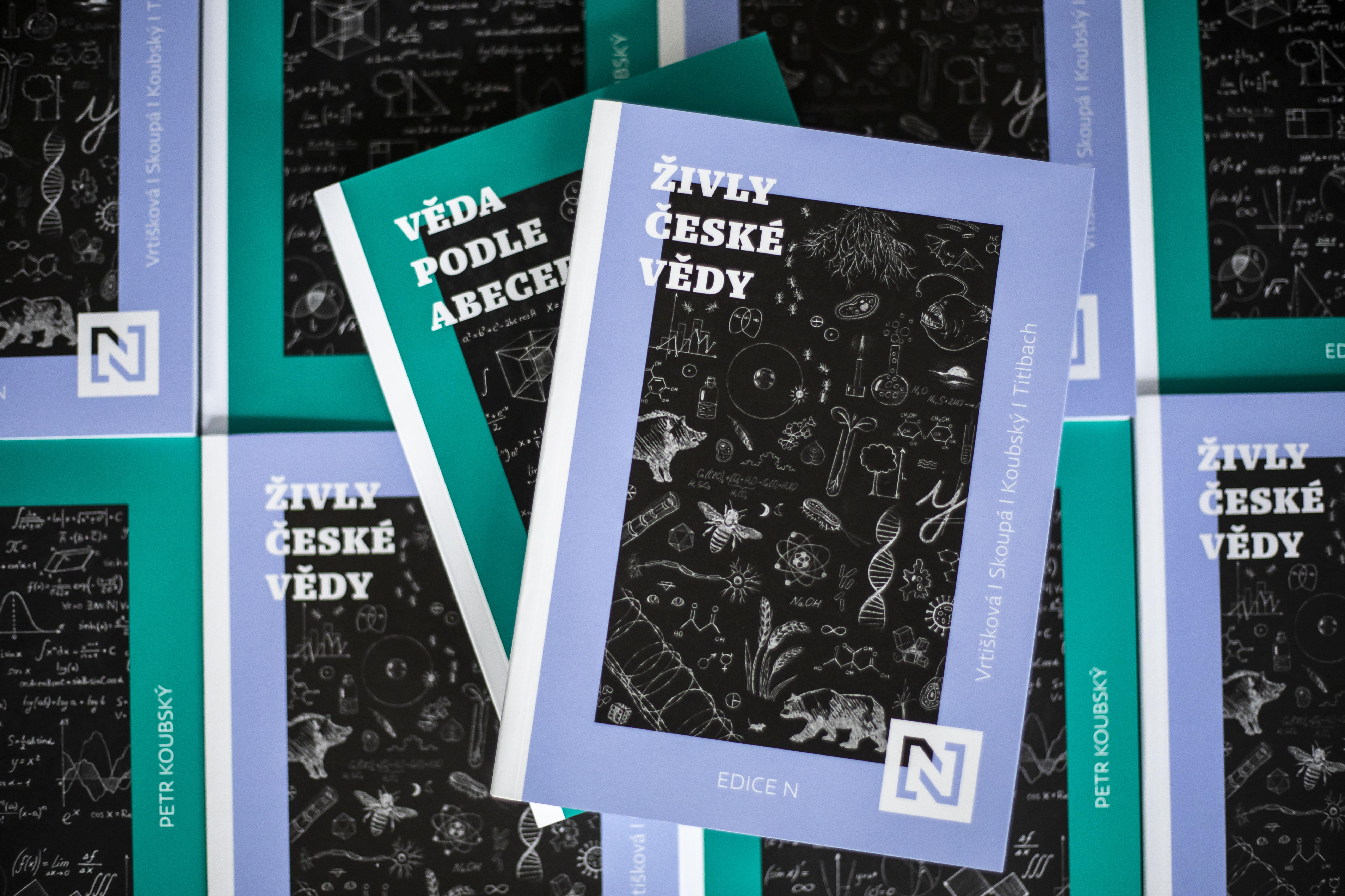 Knihy o vědě (zvýhodněný balíček)